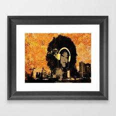 Rebel Love.... Framed Art Print