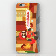 Chiliman iPhone & iPod Skin