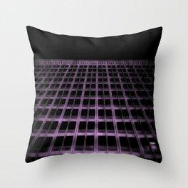 Hantise Throw Pillow