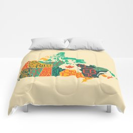 Canada Comforters