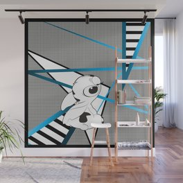 Stitch Tee Wall Mural