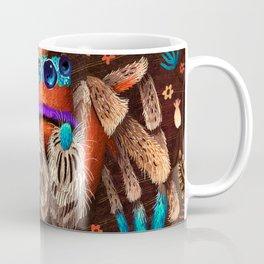 Jumping Spider Coffee Mug