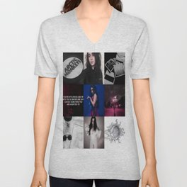 Lauren Aesthetic Unisex V-Neck