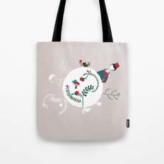 The other side of the world Tote Bag