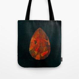 Shiva's teardrop Tote Bag