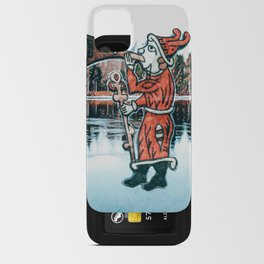 Herald of the Spring iPhone Card Case