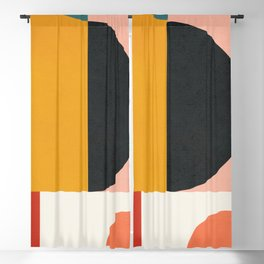 Attached Abstraction 09 Blackout Curtain