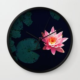 Garden Party For one Wall Clock
