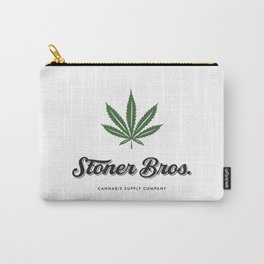 Stoner Brothers Cannabis Supply Co. Carry-All Pouch
