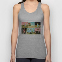 Fairy Tales Unisex Tank Top