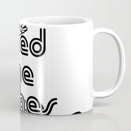 Feed the Fishes Coffee Mug
