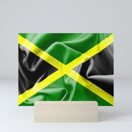 Jamaica Flag Mini Art Print