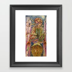 Looking For My Own Vision Framed Art Print