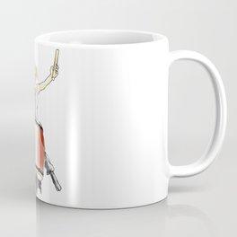 Taiko Drummer Coffee Mug