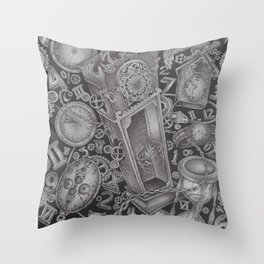 Wrist Watch Throw Pillows For Any Room Or Decor Style Society6