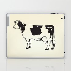 Poor Cow. Laptop & iPad Skin