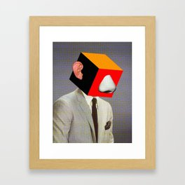 Pipo Framed Art Print