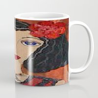 gypsy Mugs featuring GYPSY by Knittingandthings