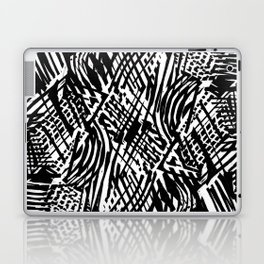 Linocut Laptop & iPad Skin