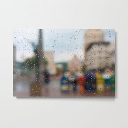 After the Rain in Asheville Metal Print
