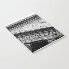 The Pantheon Notebook