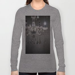 chandelier in NYC Long Sleeve T-shirt