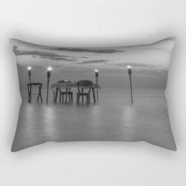 Romantic sea Rectangular Pillow