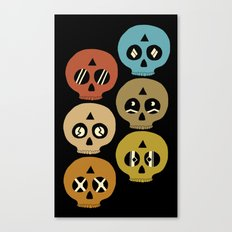 I See Dead People Canvas Print