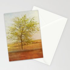 Lonely tree.I Stationery Cards