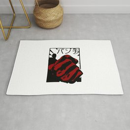 Punch man Rug