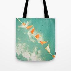 Bunting Tote Bag