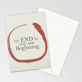 Tiziano Terzani, Bruno Ganz, Germano, The end is my beginning. La fine è il mio inizio, Movie Poster Stationery Cards