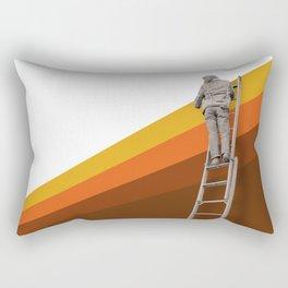 I spy with my little eye... Rectangular Pillow