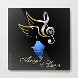 Angel of Love  Metal Print