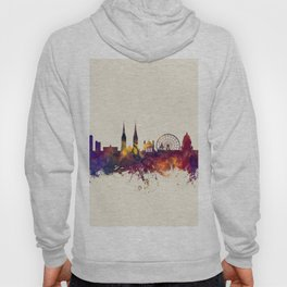Belfast Northern Ireland Skyline Hoody