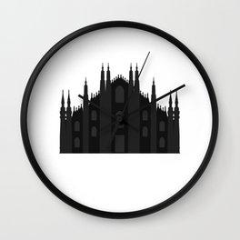 Milan Cathedral Wall Clock