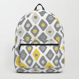 Uma in Yellow Backpack