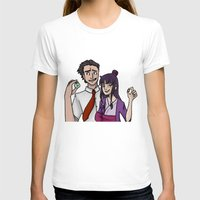 tina fey T-shirts featuring Ace Attorney: Phoenix Wright, Maya Fey by Brizy Eckert