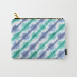 Dyed Washi Paper <rock blue> Carry-All Pouch
