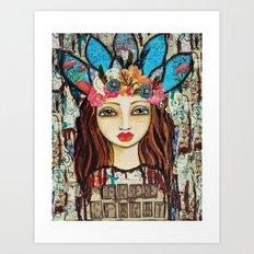 Free Spirit Art Print