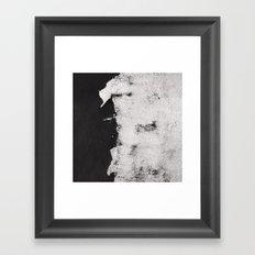 BORDER Framed Art Print