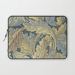 William Morris Acanthus Leaves Floral Art Nouveau Laptop Sleeve