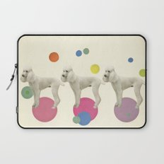 Oodles of Poodles Laptop Sleeve