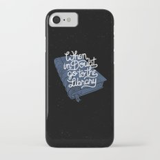 Library iPhone 7 Slim Case