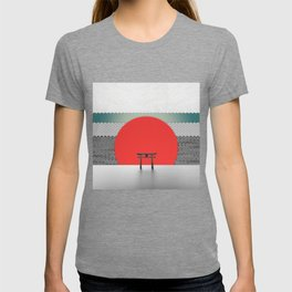 The Red Sun T-shirt