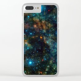 Star Formation Clear iPhone Case