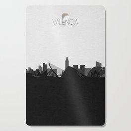 City Skylines: Valencia Cutting Board