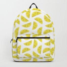 Lemon Wedges Backpack