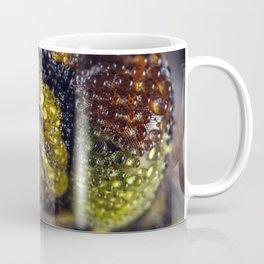 Dragonfly Selfie Coffee Mug