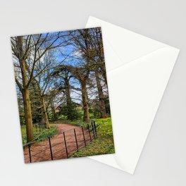 A Spring Walk Through Attingham Park, Shropshire, England Stationery Cards